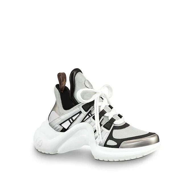 2018 NEW Top Designer Women s Archlight Sneaker Men Genuine Leather ... 98da856bb49d