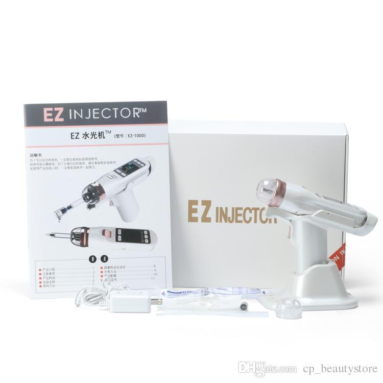 Mesotherapy EZ Negative Pressure Device EZ Injector Gun Meso Injector Gun