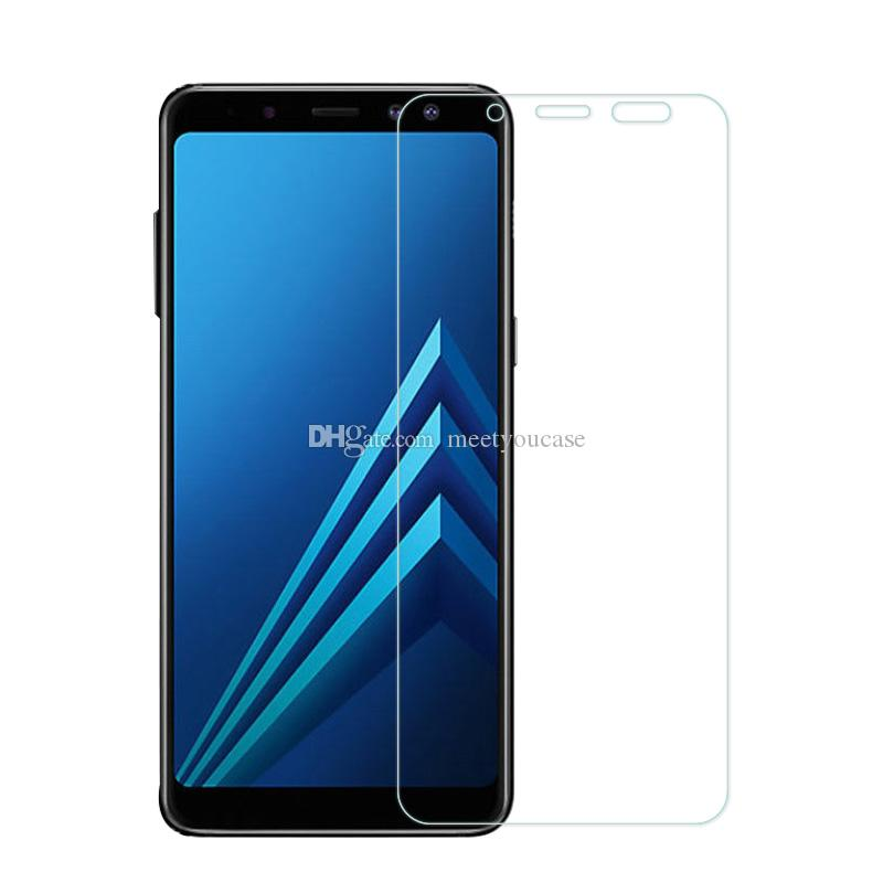 8a48c832ce2 Protector De Pantalla Espejo 9H 0.26 MM Vidrio Templado Para Samsung Galaxy  J3 J4 J6 J8 2018 Protector De Pantalla Para Samsung A6 A8 Plus 2018 Vidrio  ...