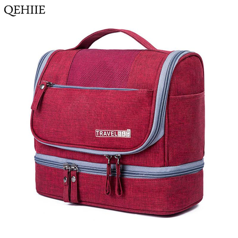 Designer Hanging Toiletry Bag Travel Cosmetics Bag Waterproof Oxford  Organizer For Travel Accessories Toiletry Kit For Men Women Designer Makeup  Bags ... 2945d7de6ae1f