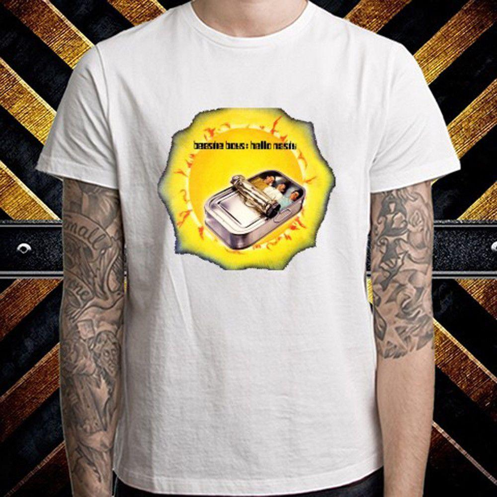 Grosshandel Beastie Boys Hello Nasty Rap Hip Hop Legenden T Shirt Von