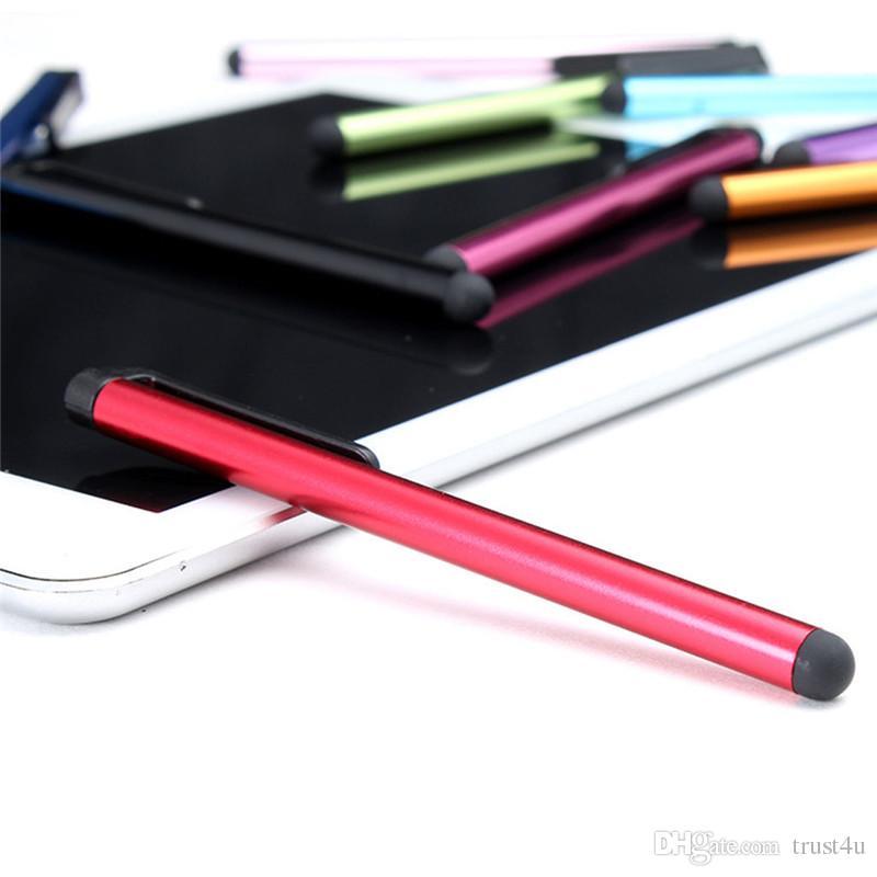 Schermo capacitivo penna stilo tocco della penna altamente sensibile iPhone X 8 7 più 6 ipad bordo iTouch Samsung S8 S7 Phone Tablet PC mobile