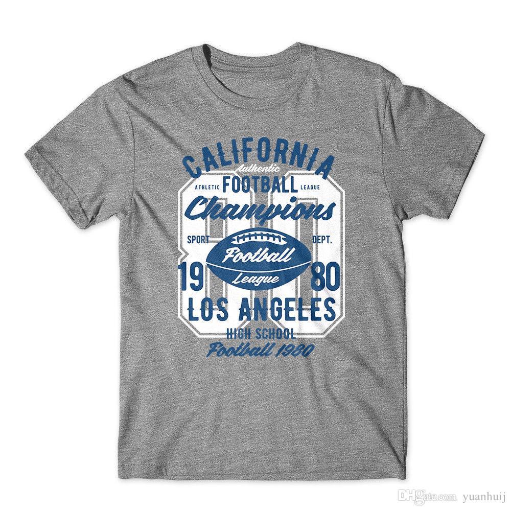 de268d80d California Football League T Shirt. 100% Cotton Premium Tee New T Shirt  Designing Personalised T Shirt From Yuanhuij, $11.18| DHgate.Com