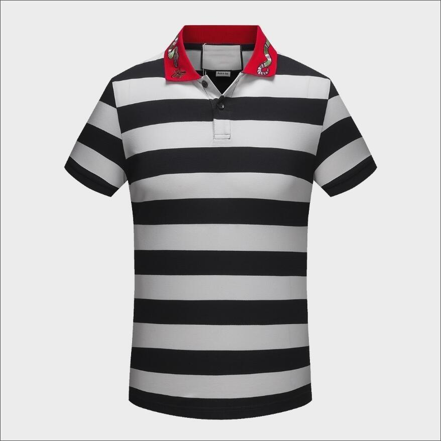 Men S T Shirt Free Shipping2018 Men Polo Shirt Logo Polo Shirt For