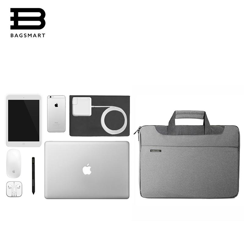 cd95b26b95 BAGSMART New Fashion Nylon Messenger Bags 15 Inch Laptop Bag Causal  Shoulder Handbag Business Briefcase Briefcases Cheap Briefcases BAGSMART New  Fashion ...