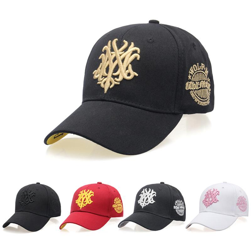 f0b7fd98b New Outdoor Sports Shade Cap Male And Female Embroidery Pure Color Baseball  Cap Baseball Cap Peaked Cap Hat Online with $22.86/Piece on Oriental123's  Store ...