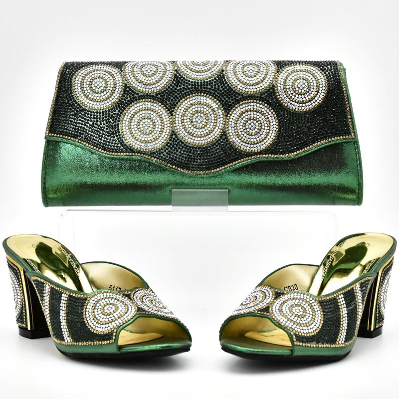 dde11563693a Italian Matching Shoes And Bag Set For Wedding Women African Matching Shoes  And Bags Italian In Women Nigerian Party Shoe And Bag Footwear Bass Shoes  From ...
