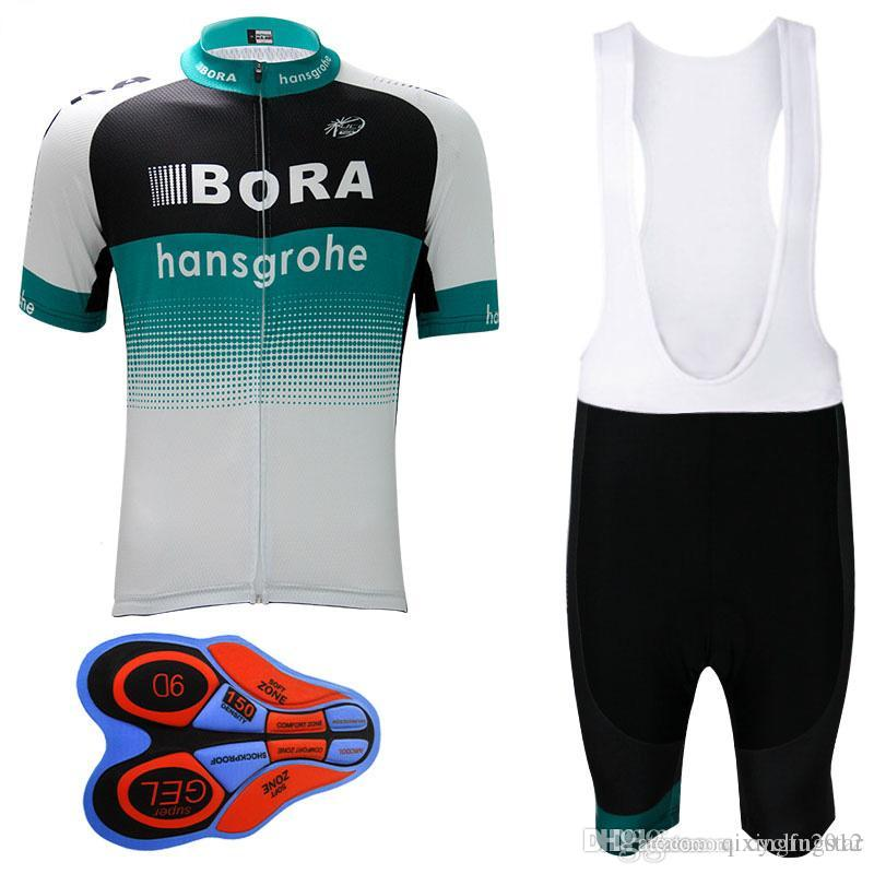 2017 Bora Cycling Clothing Summer Ropa Ciclismo Hombre Short Sleeves ... d0f3d2ab2