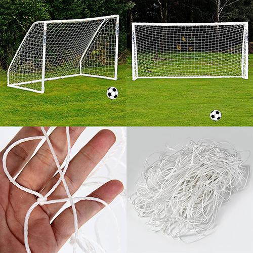 ef2e779b4 2019 Full Size Football Net For Soccer Goal Post Junior Sports Training  1.8m X 1.2m From Binfeng168, $13.57 | DHgate.Com