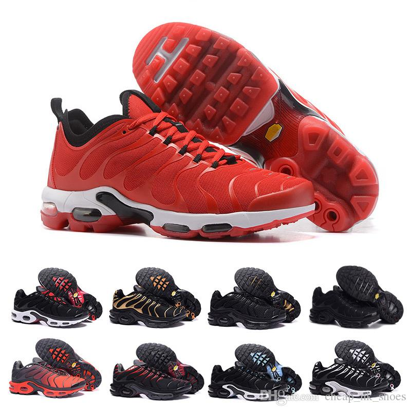 96a484a3a355 Cheap Sale Tn Plus Men Shoe Running Shoes Breathable Trainer Mens ...