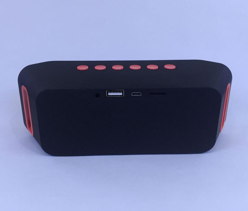 S204 Portable Bluetooth Wireless Speaker For iPhone Galaxy iPad PC Tablet subwoofer Sport Outdoor Home FM TF Gift Big Large Sound Speakers