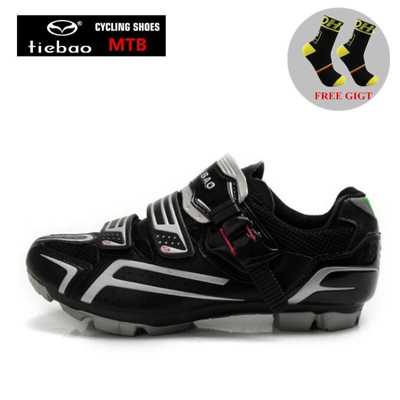 f184bc8cd TIEBAO Zapatos Ciclismo Hombre Mtb Superstar Original Cycling Shoes ...