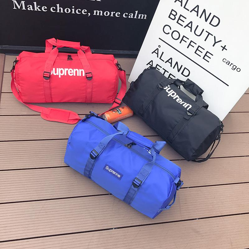 831a7e665ff5 New Men And Women Portable Short-distance Travel Bag Korean Version of  Light And Simple Large-capacity Luggage Bag Sports Gym Bag Large-capacity  Travel Bag ...