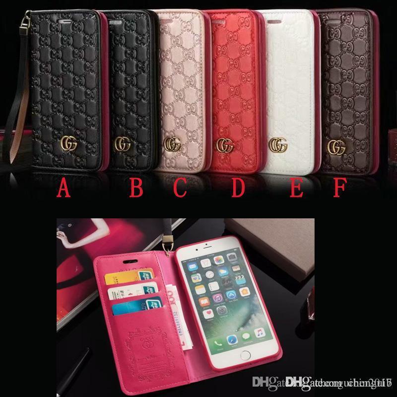 iphone xs flip case embossed
