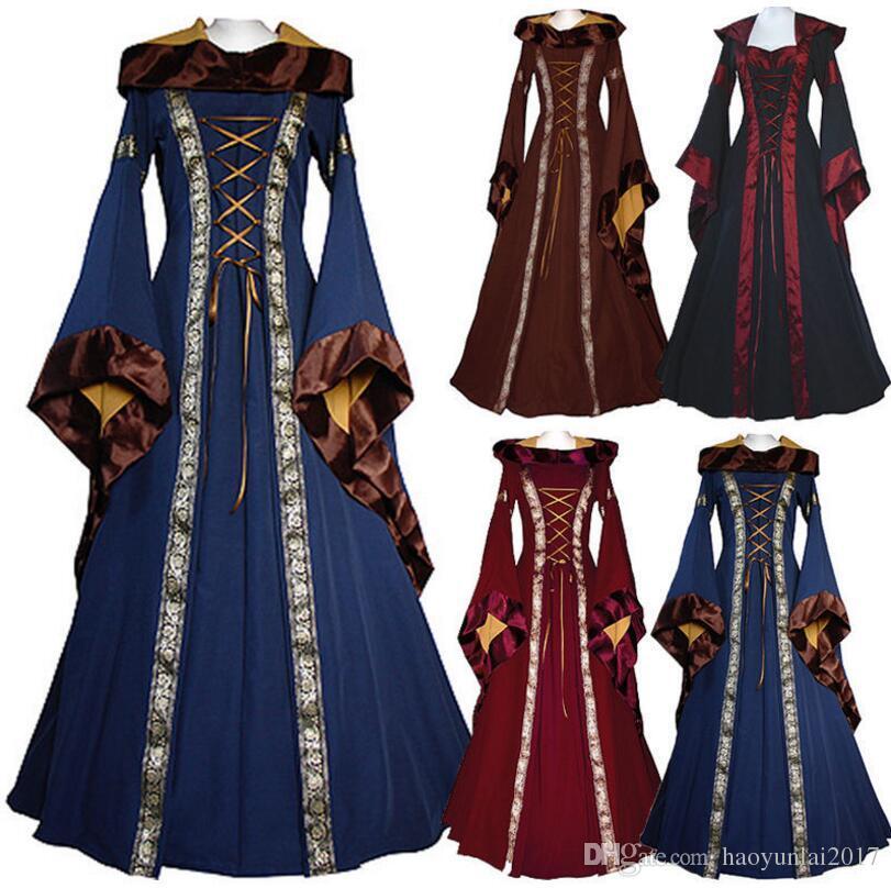 Anime Victorian Peasant Dresses