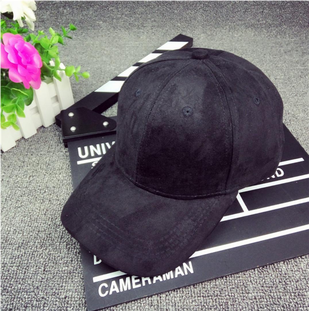 0b78454d08946 2017 Ulzzang Men Women Suede Baseball Cap Snapback Visor Sport Sun  Adjustable Hat Chamois Hats Embroidered Hats Leather Hats From Sisan08,  $27.2| DHgate.Com