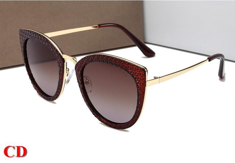 8bafdb2ff2 58001 Popular Luxury Sunglasses Women Brand Designer Retro Oval Sunglasses  New Fashion Unisex Style Sunglasses UV400 Lenses Cat Eye Frames Locs  Sunglasses ...