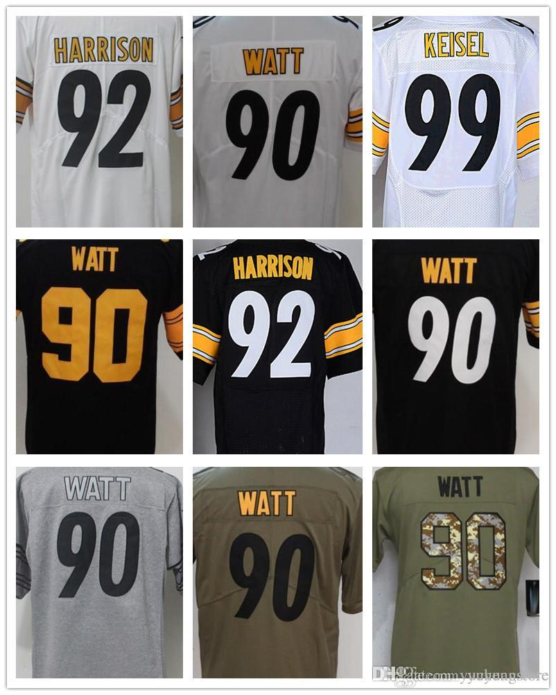 outlet store 6626e f0b89 spain james harrison 92 jersey youth 6346e f4a4d