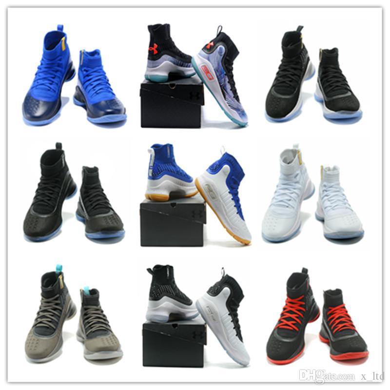 22916ea3823 Ball De 2018 Steph Curry Basket 4 Stephen Hommes Acheter Chaussures fpSHR