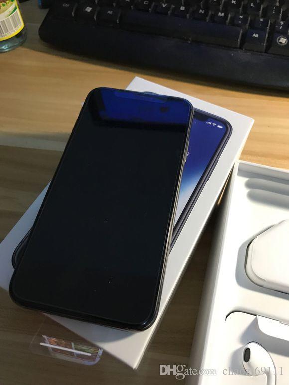 012a5c752 Compre Atacado APPLE IPHONE XS MAX DESBLOQUEADO 64 GB 256 GB 512 GB OURO  PRATA ESPAÇO CINTA DOS NAVIOS DE HOJE De Chaozi69111