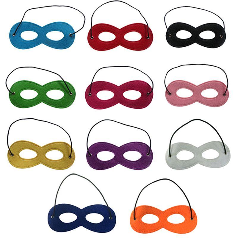 Superhero mask halloween cosplay masks kids costume masks superman captain america batman mask for for cartoons
