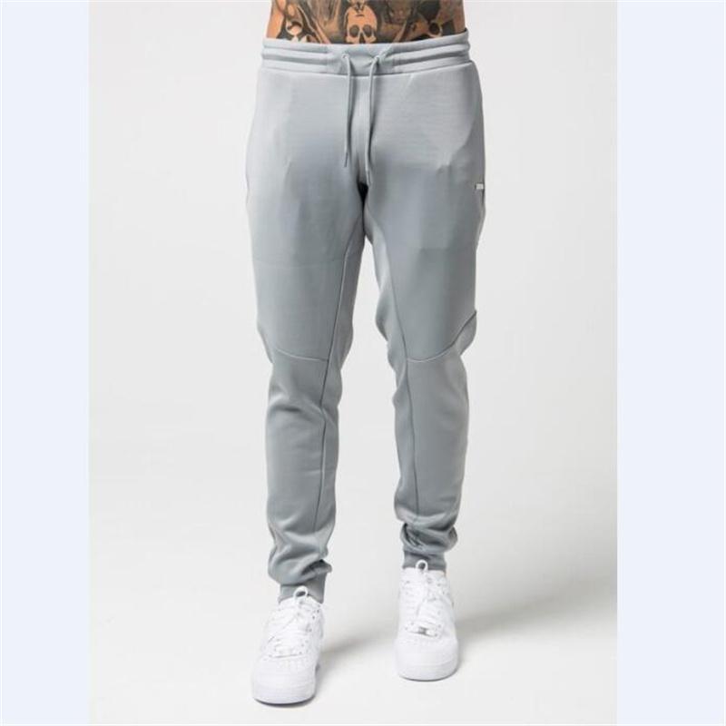 Men Suit Fitness Sportswear-5