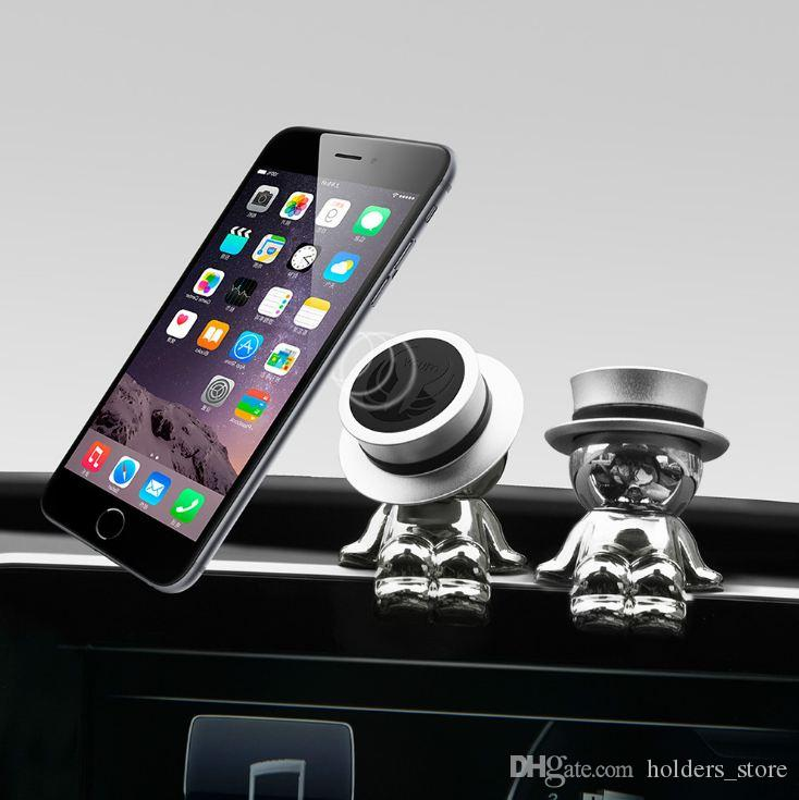 Best Hot Magnetic Phone Car Mount, Cell Phone Holder Top Hat ...