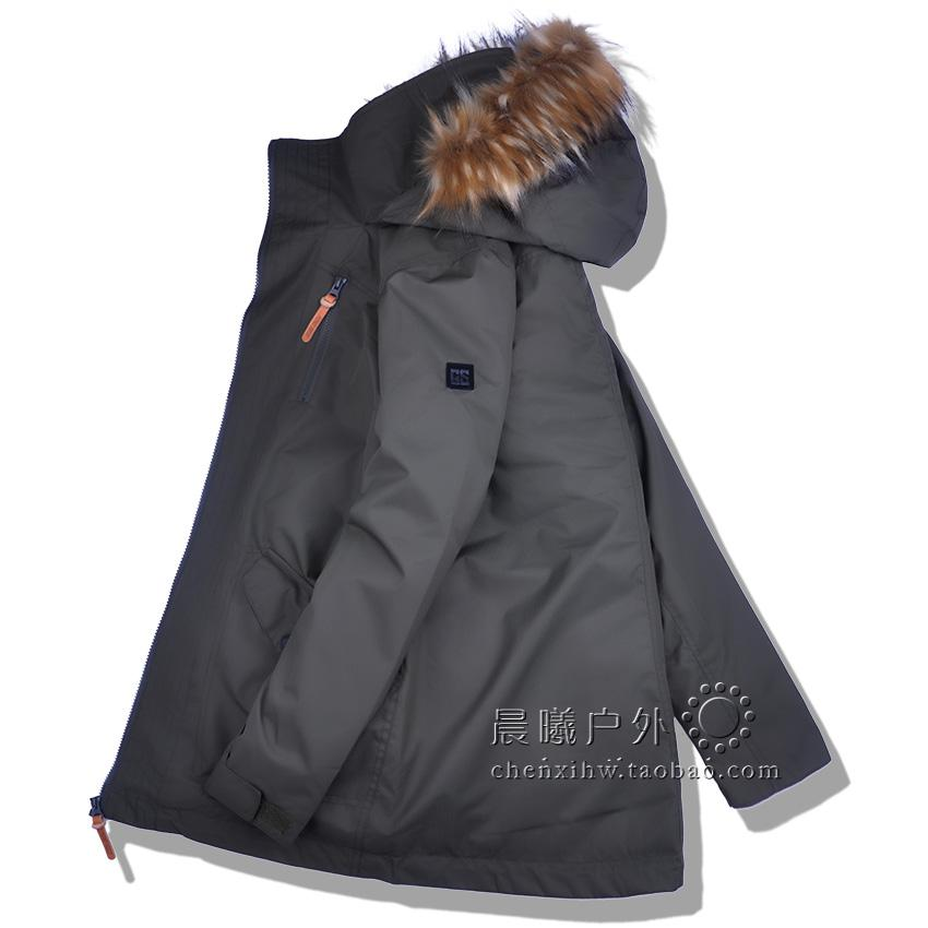 8a90251027 2019 2018 Fur Hooded GSOU SNOW Women Ski Jacket Skiing Snowboard Clothing  Super Warm Windproof Waterproof Outdoor Sport Wear Female From Masn
