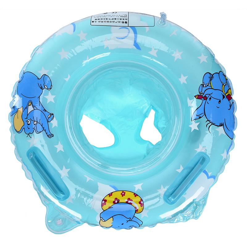 2018 2017 Baby Swimming Ring Kids Inflatable Circle With Cushions ...