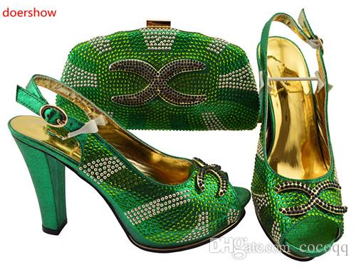 d6cf4afbfd143 Italian Design Shoes And Bag To Match Set African Shoes And Bag Set ...