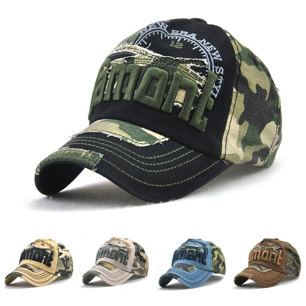 f661cf4dbd9 Hot Brand Baseball Caps Fashion Sharks Camo Ball Hat High Quality Cotton Print  Trucker Hat Curved Sport Sun Hat Fashion Designer Leisure Cap Ny Cap Mens  ...