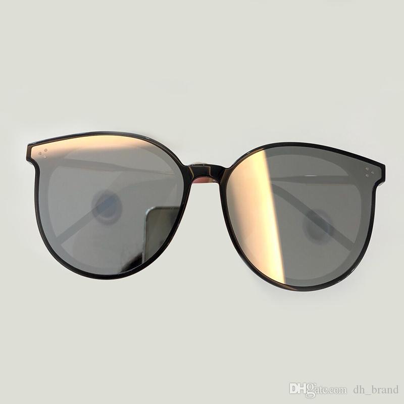 dcb314b98 2019 Fashion Brand Designer Cat Eye Women Sunglasses Female Gradient Points  Sun Glasses Big Oculos Feminino De Sol Mens Eyeglasses Sport Sunglasses  From ...