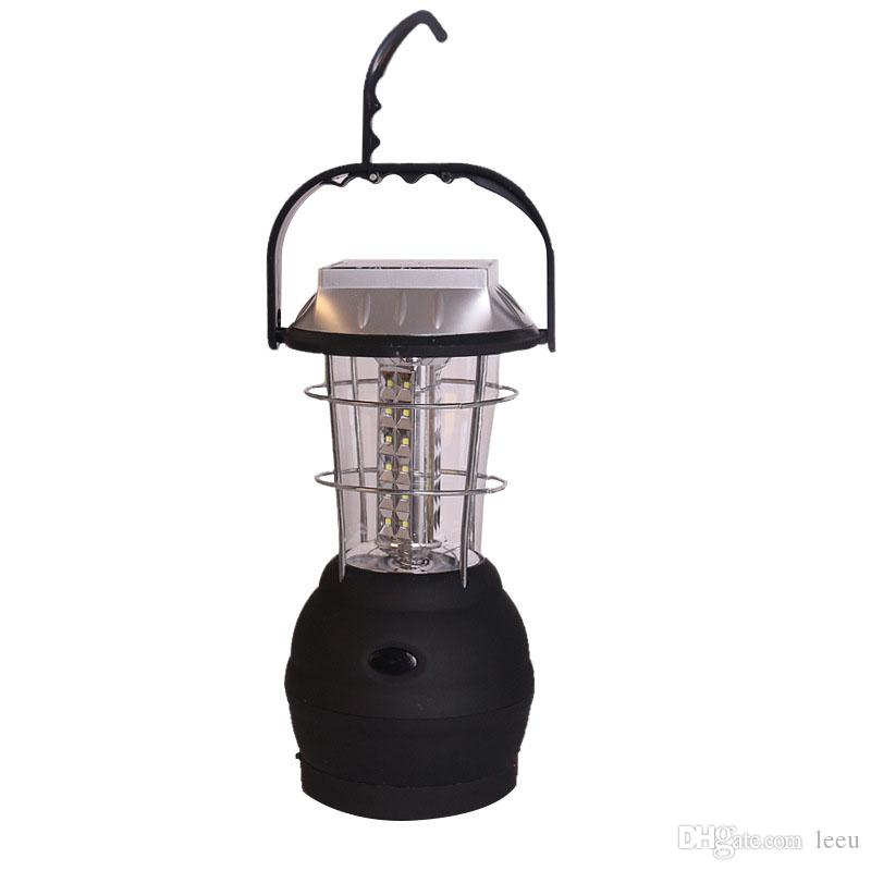Super Bright 36LED solar camping light, rechargeable emergency light, household Portable lantern, Camping Lantern Tent Lamp