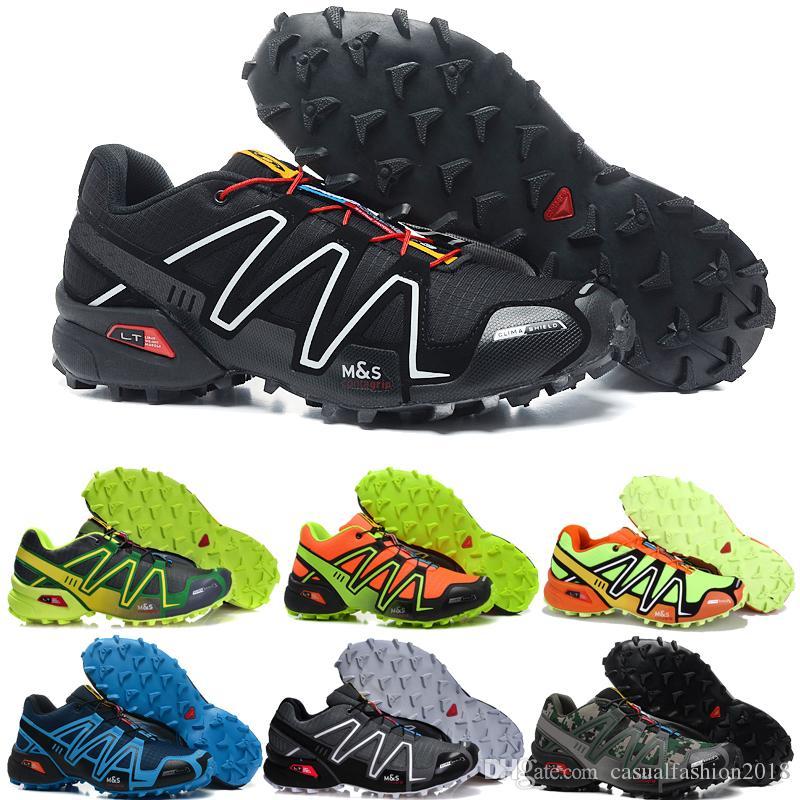 Zapatos 2018 Salomon 3cs Hombre Uomo Acquista Speed Scarpe Cross x4Zvx6