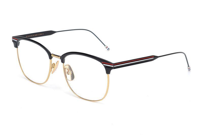 04793a599a Retro Eyeglasses Frame Optical Glasses Frame TB104 Brand Eyewear Frame For Women  Men Myopia Glasses Spectacle Frames With Original Case UK 2019 From ...