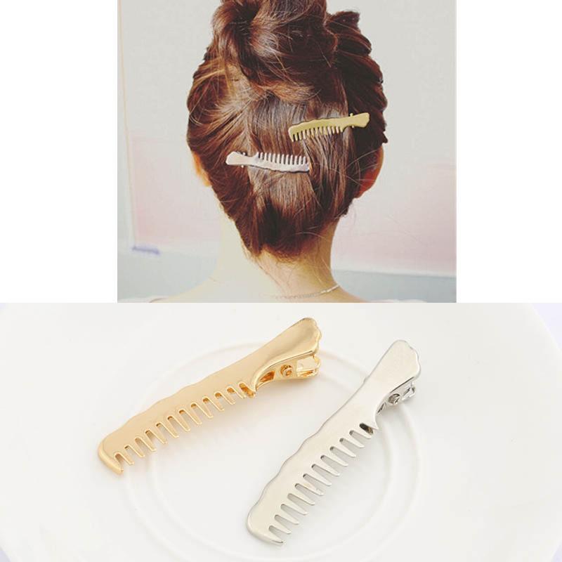 Nette Kamm Design Hairgrips Haarnadel Frisur Kopfschmuck Haarspange Frauen Haarnadeln Madchen Pony Hairclip Zubehor