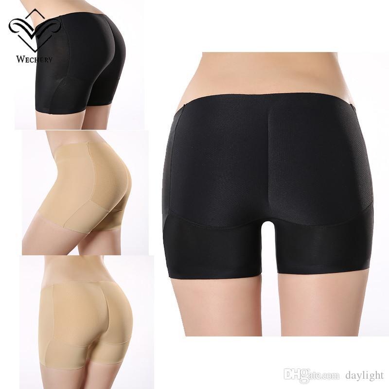 d70bb3515d 2019 Wechery Control Pants Butt Lifter Seamless Hip Up Panties Butt Lifting  Women High Waist Trainer Butt Enchancer Hip Shaper Body From Daylight