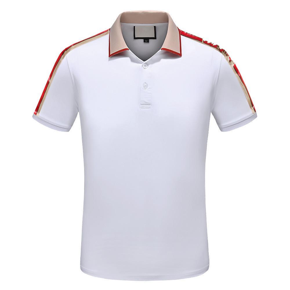 Mens Designer T Shirts 2018 Summer New Fashion Brand Mens Clothing
