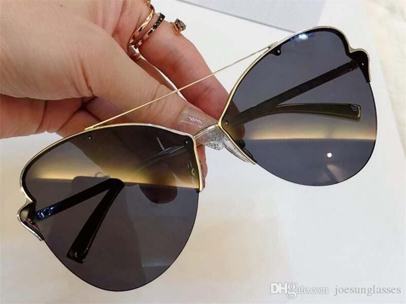 2d55e6f3d5 Compre Nuevo Diseñador De Moda Gafas De Sol Cat Eye 3063 Montura Estilo  Superventas Calidad Superior Uv 400 Gafas De Protección Con Caja Original A  $55.84 ...