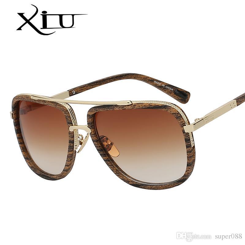 Großhandel Designer Sonnenbrille Männer Frauen Retro Vintage ...