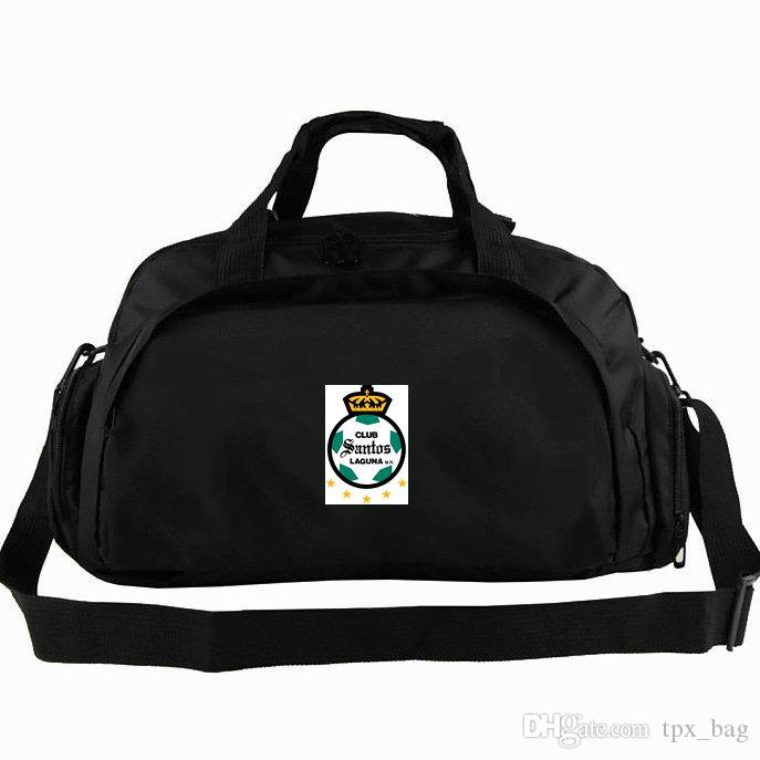 best sneakers 74d6e 67c93 Santos Laguna duffel bag Los Guerreros tote football club backpack Soccer  badge luggage Sport shoulder duffle Outdoor sling pack