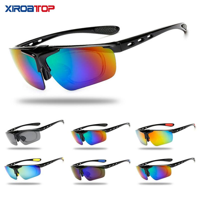 585f5b7de8 2019 NEW Cycling Eyewear Glasses Bike Goggles for Outdoor Sports ...