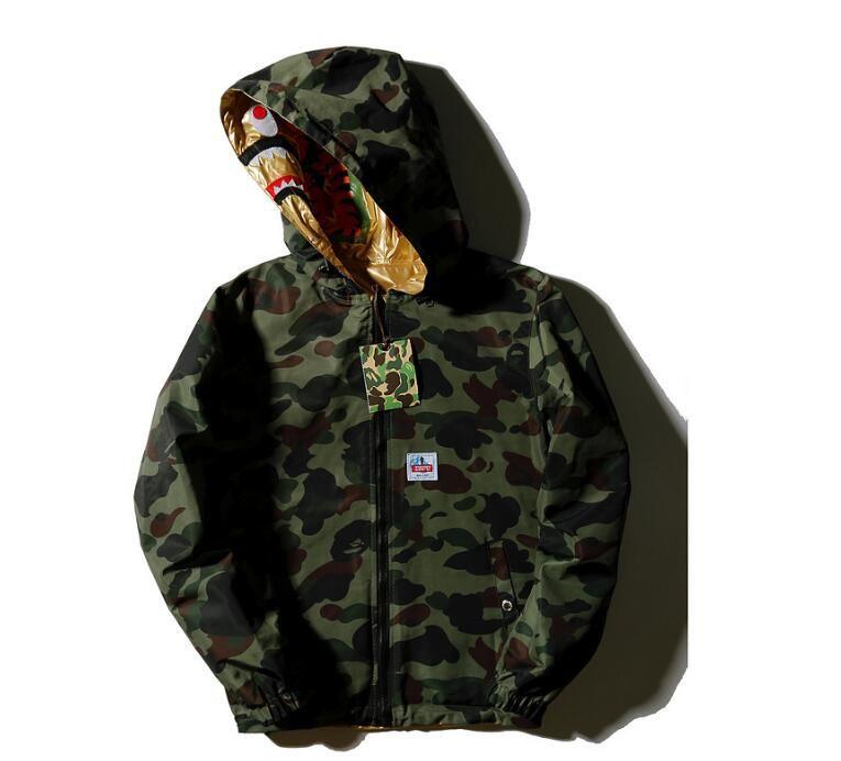 ff5c56cd296d Love Sportwear Coat Zipper Tracksuit Zipper Summer Sweatshirt WGM  Embroidery Shark Green Hip Hop Hoodie Men Shark Mouth Gold Silver Coat  Zipper Summer ...
