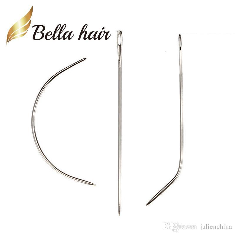 Bella Hair Professional Weave Needle Braids Track Sewing Hair