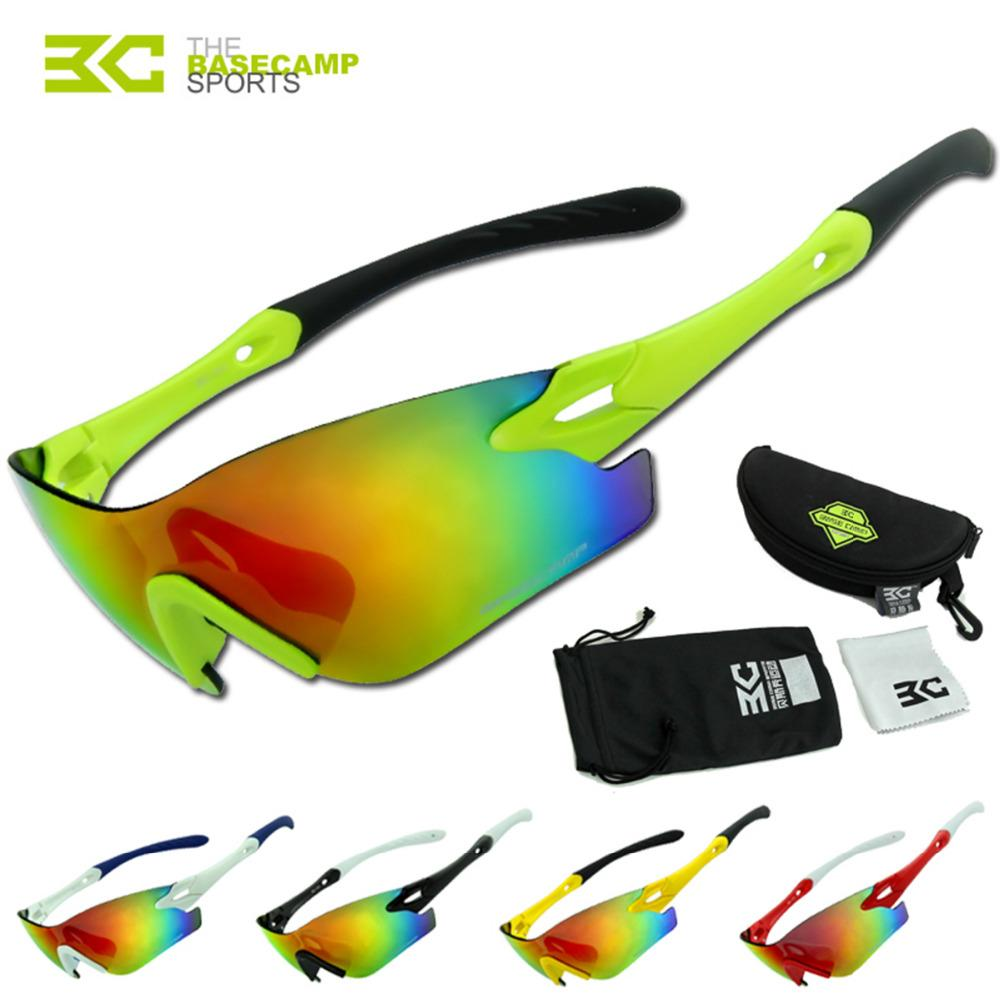 0d9a9e8465 Cycling Eyewear Mountain MTB Bicycle Sunglasses Riding UV Protect ...
