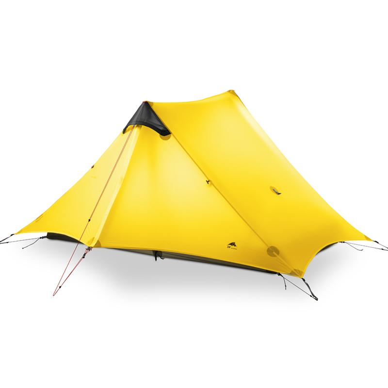 3F UL GEAR 2 People Oudoor Ultralight C&ing Tent 3 Season 1 Single Person Professional 15D Nylon Silicon Coating Rodless Tent Family Tents Coleman Tents ...  sc 1 st  DHgate.com & 3F UL GEAR 2 People Oudoor Ultralight Camping Tent 3 Season 1 Single ...