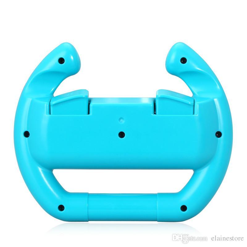 Volante Racing For Nintend Mudar Joy-Con controlador da mão pega Direção Controlador Manipular Roda / set