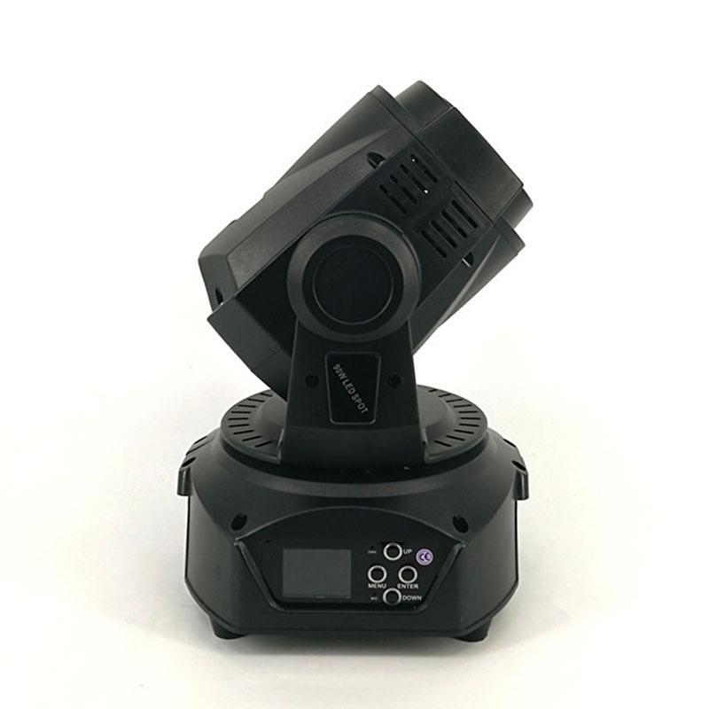 2 Sztuk / partia Nowa Hot-Sprzedaż 90 W LED Spot Moving Head Light / USA Luminums 90 W LED DJ Spot Light