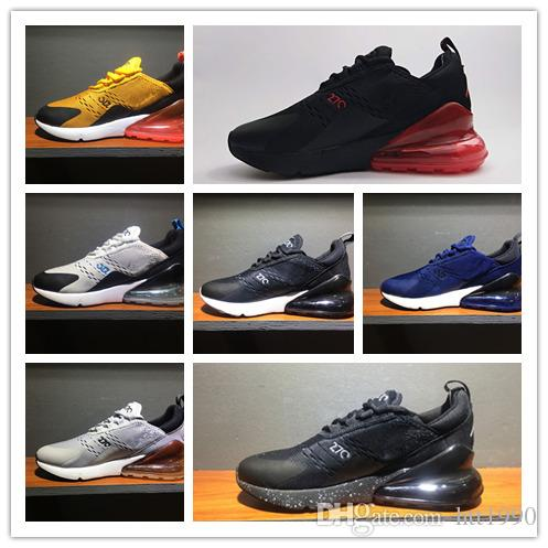 cheap how much fashionable cheap price new2018 Mens Casual Shoes Flair Triple Black 270 AH8050 Trainer Sports Casual Shoes Womens sole 270 Free shipping cheap price cost clearance best place ebay sale online rxWima9lmq