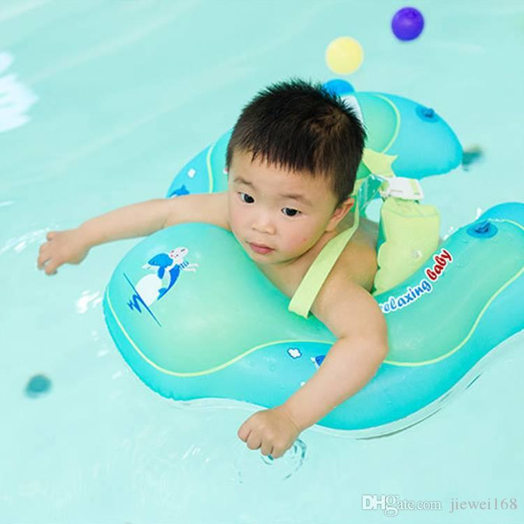 New Arrival Safe Baby Float Swimming Ring Kid Inflatable Swim Tube Trainer Pool Water Fun Toy Baby Swimming Toy Life Buoy 3 Size